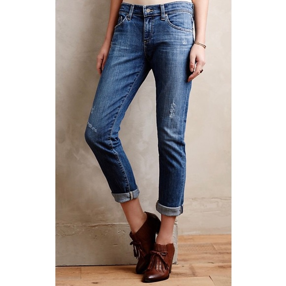 9fb80243e067 Anthropologie Denim - Anthropologie AG Nolan Relaxed Slim Jeans Sz 27
